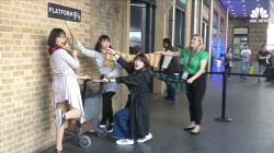 Fans Celebrate Twenty Years of Harry Potter