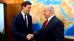 Jared Kushner Greeted Warmly by Israeli PM