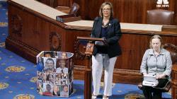 Rep. Robin Kelly: I've Pleaded, I've Screamed, I've Cried' For Gun Legislation