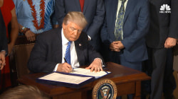 Trumps Signs Veterans Affairs Reform Act, Holding Employees Accountable