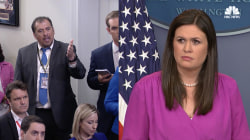 Reporter Fights Back at WH Briefing Over 'Inflammatory' Press Criticisms