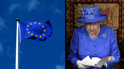Did Queen Make Anti-Brexit Statement Before Parliament?