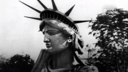 The Statue of Liberty's Journey to the U.S.