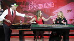 Amy Poehler talks 'The House' and plays roulette with Savannah Guthrie