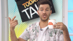 Watch Andy Grammer beatbox the TODAY show theme