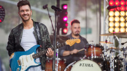 Watch Andy Grammer  sing 'Good To Be Alive' on the TODAY plaza