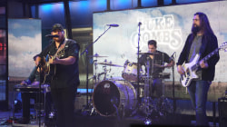 Watch Luke Combs perform his debut single 'Hurricane' live on TODAY