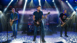 See Nickelback perform 'Song on Fire' live in the TODAY studio