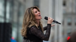 Shania Twain sings new single 'Swingin' With My Eyes Closed' live on TODAY
