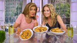 KLG and Hoda dish on favorite fries, weighing themselves