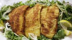 Flounder and arugula salad: Make this summer ready recipe tonight!