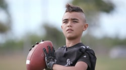 Meet the 11-year-old offered a college football scholarship