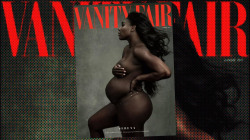 Serena Williams opens up about her pregnancy to Vanity Fair