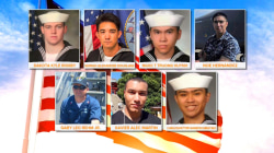 Bodies of 7 missing US sailors found in Navy destroyer collision