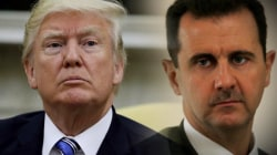 In wake of Trump's Syria statement, Assad shows defiance