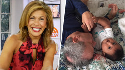 Hoda Kotb reveals Haley Joy's gift to Joel for Father's Day