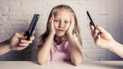 Children whose parents spend time on mobile devices have more behavior issues