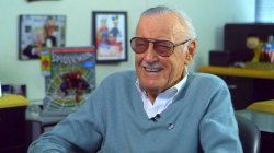 Comic book king Stan Lee has a new superhero coming out soon