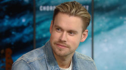 Meet Chord Overstreet, Elvis Duran's latest Artist of the Month