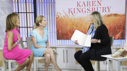 Novelist Karen Kingsbury on 'Love Story' and how she helped a fan propose