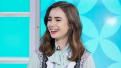 Lily Collins talks about new films 'Okja,' 'To the Bone' and her eating disorder