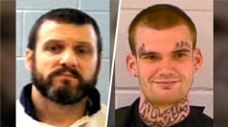 Manhunt intensifies for 2 escaped inmates who killed 2 guards