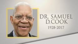 Life well lived: Educator and activist Samuel D. Cook dies at 88