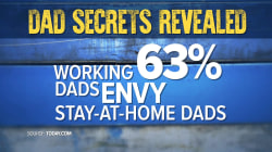 Dad guilt is real: TODAY.com survey shows what fathers really think