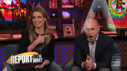 See Savannah and Matt have fun on 'Watch What Happens Live'
