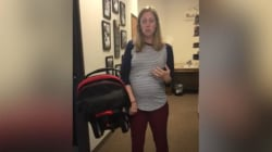 Watch the car-seat carry hack that is blowing parents' minds