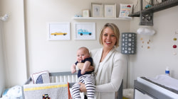 Dylan Dreyer shows off 3 of her favorite things in son Calvin's nursery