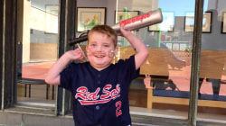 After 189 days in hospital, boy has the best reaction to learning he's finally going home