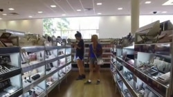 Department stores are offering discounts on luxury makeup brands