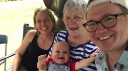 Dylan Dreyer's baby Calvin meets his great-grandma: See the sweet pics