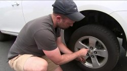 Can you change a tire or jump a battery? Let Jeff Rossen show you how