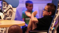 Behind Seacrest Studios: The Radio Stations at Children's Hospitals