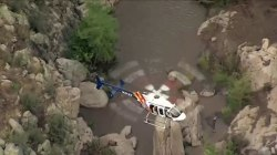 Arizona Flash Flood: 9 Killed, Rescuers Search For Missing Man