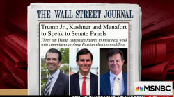 Why Manfort, Trump Jr.'s testimony will be 'something else'