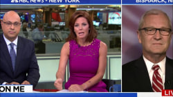 Velshi and Ruhle Spar With Trump Supporter Over Media Coverage