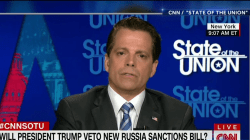 Scaramucci: The President Isn't Thinking About Pardoning Anybody