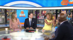 TODAY anchors reveal their unlikely family traditions