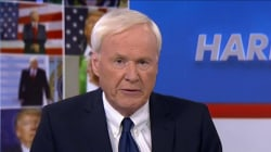 Matthews: Trump doesn't care for casualties