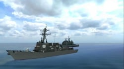 U.S. Navy Fires Warning Shots at Iranian Military Boat