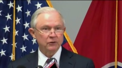 Sessions Takes Strong Stance On Sanctuary Cities