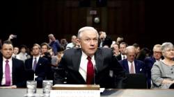 Republicans split on Sessions-Trump feud