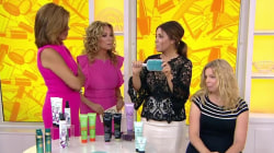 Summer hair hacks: Air dry stylers, curl creams and more