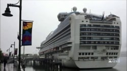 Man Allegedly Kills Wife During Cruise Off Alaska