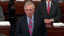 McConnell Reacts to 'Skinny Bill's' Failure