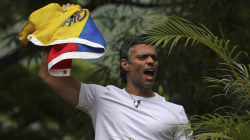 Venezuela's Opposition Leader Leopoldo Cheered After Prison Release