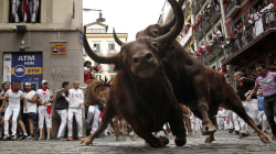 Young Runner Lands in Hospital After Pamplona Bull Run